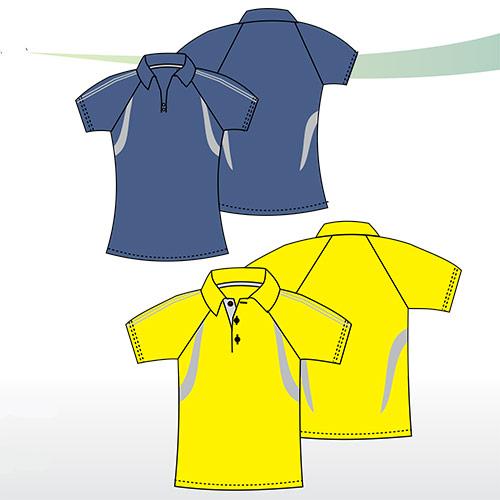 Castle Rock Golf Shirts