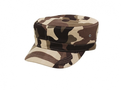Fidel Camo Hats