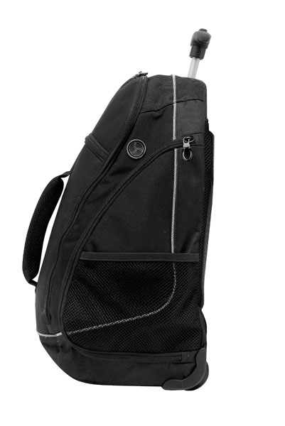 Deluxe Laptop Trolley Backpack