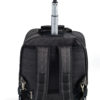 Compact Laptop Trolley Backpack