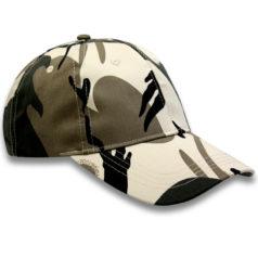 Desert Basic Camo Caps