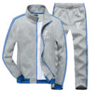 Mens Polo Hoodie Tracksuits