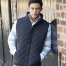 Med Diamond Quilted Body Warmer
