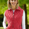 Gilet Uppingham Red Body Warmers
