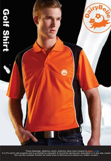 Custom Branded Golf Shirts