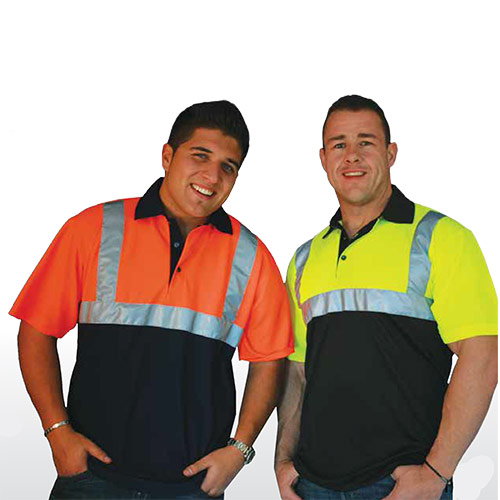 Hi-Vis Golf Shirts