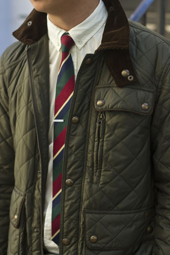 Classic Quilted Jacket Perfectlife Custom Clothing