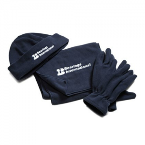 Branded beanies, scarves, gloves from Perfect Life Clothing