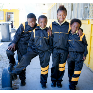 Kids School Tracksuits from Perfect Life Clothing