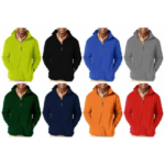 Branded Polar Fleece Jackets from Perfect Life Clothing